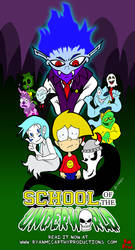 School of the Underworld Release Poster by Derede