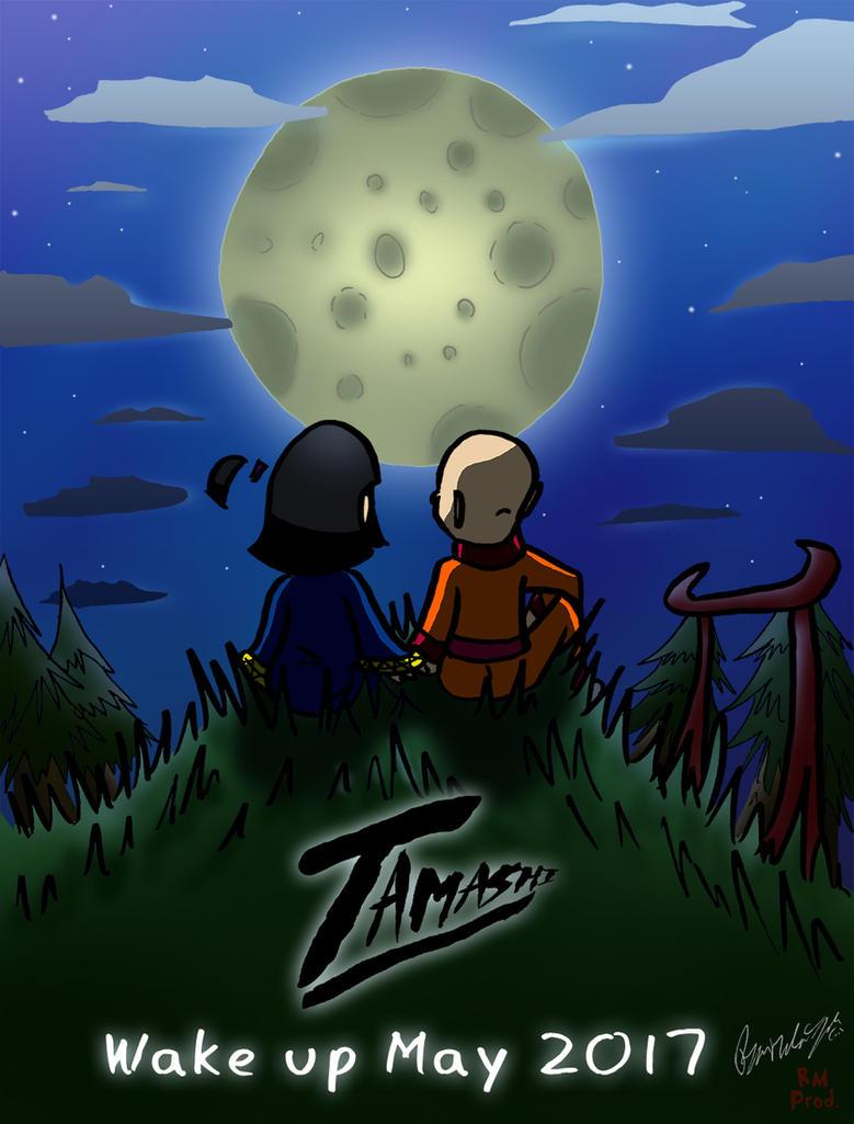Tamashi Moonlight Promo by Derede