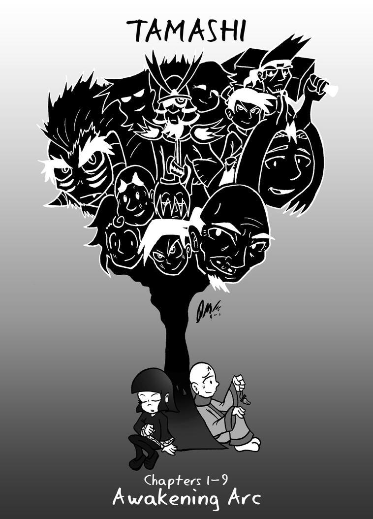 Tamashi Awakening Arc by Derede