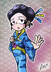 Kimono by Derede