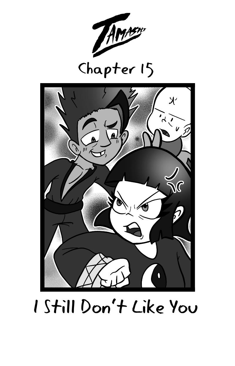 Tamashi Chapter 15 (Link in Description) by Derede