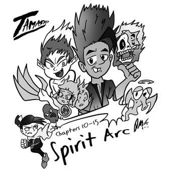 Tamashi Spirit Arc by Derede