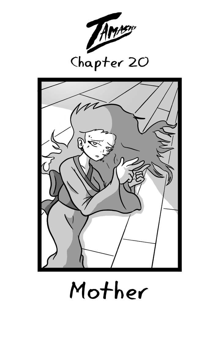 Tamashi Chapter 20 (Links in Description) by Derede