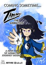 Tamashi the Animation Promo