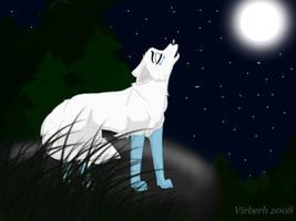 Wolf song by Virberh