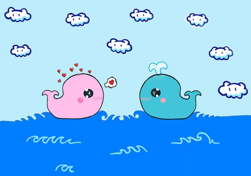 cute whale iphone wallpaper - photo #34