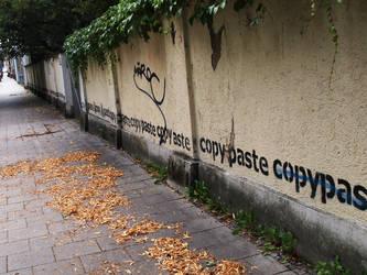 copy 'n' paste II. by karuchuu