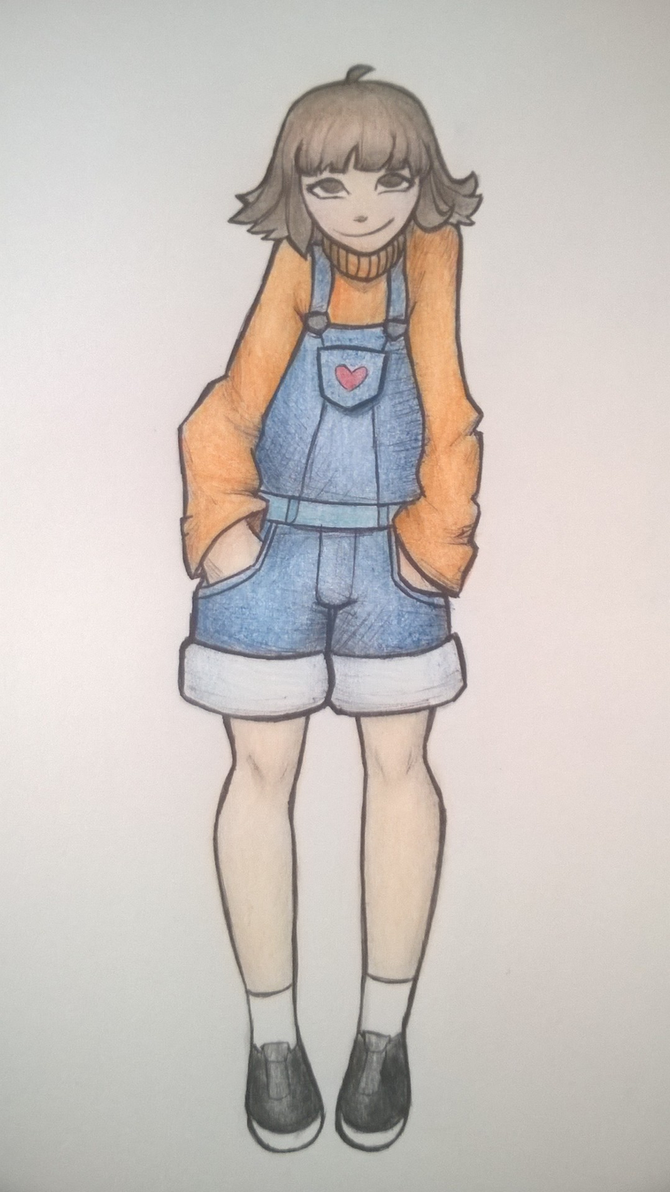 Overalls are Cute by ElloXoMOW