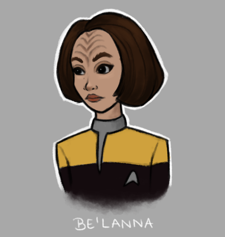 Be'lanna by ElloXoMOW