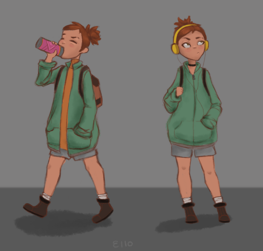 Lil Tomboy by ElloXoMOW