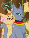 Meine Blume -Cover- by Kitty-Loves-Hetalia