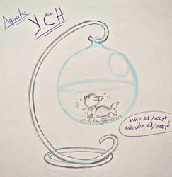 YCH aquatic tank (lowered price) (OPEN) by GV-55