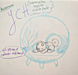 YCH terrarium tank (OPEN) [DISCOUNTED] by GV-55