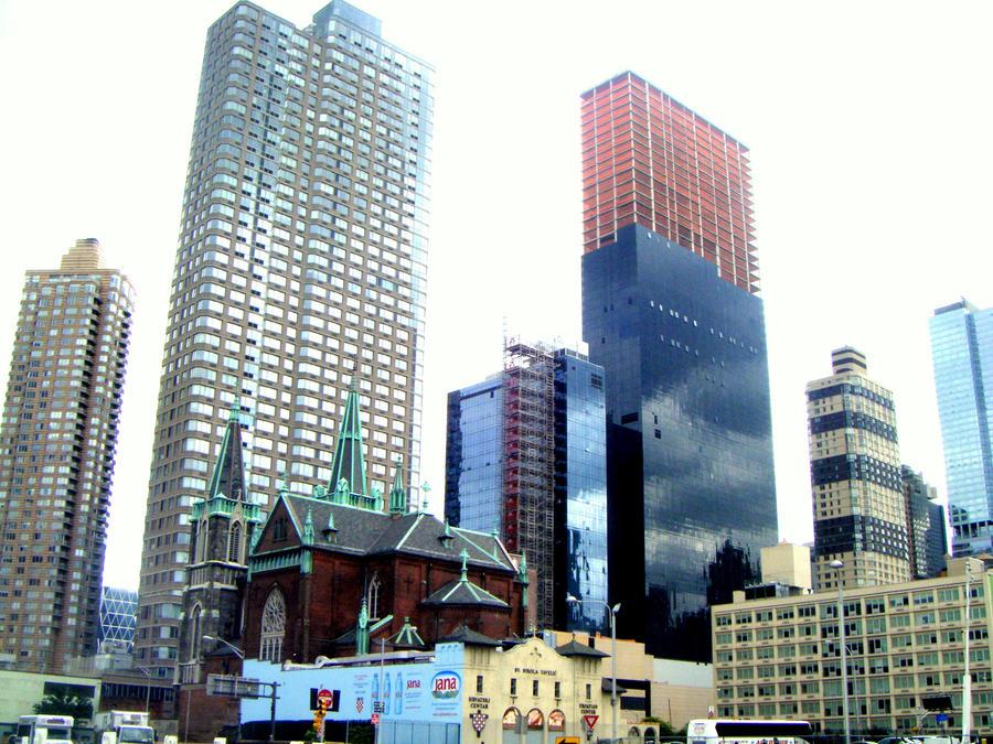 welcome to new york by katarzyna00