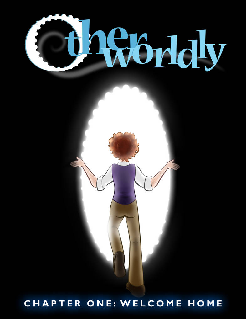 Otherworldly - Chapter One cover by BeckHop