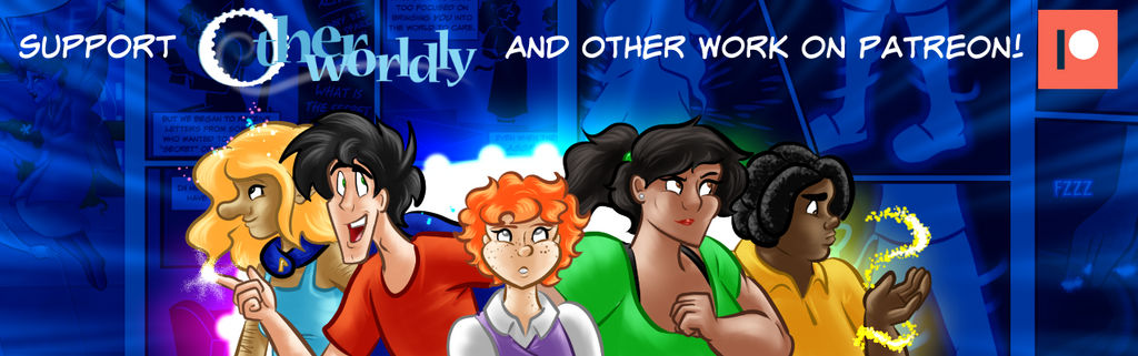 Patreon Sharingbanner by BeckHop