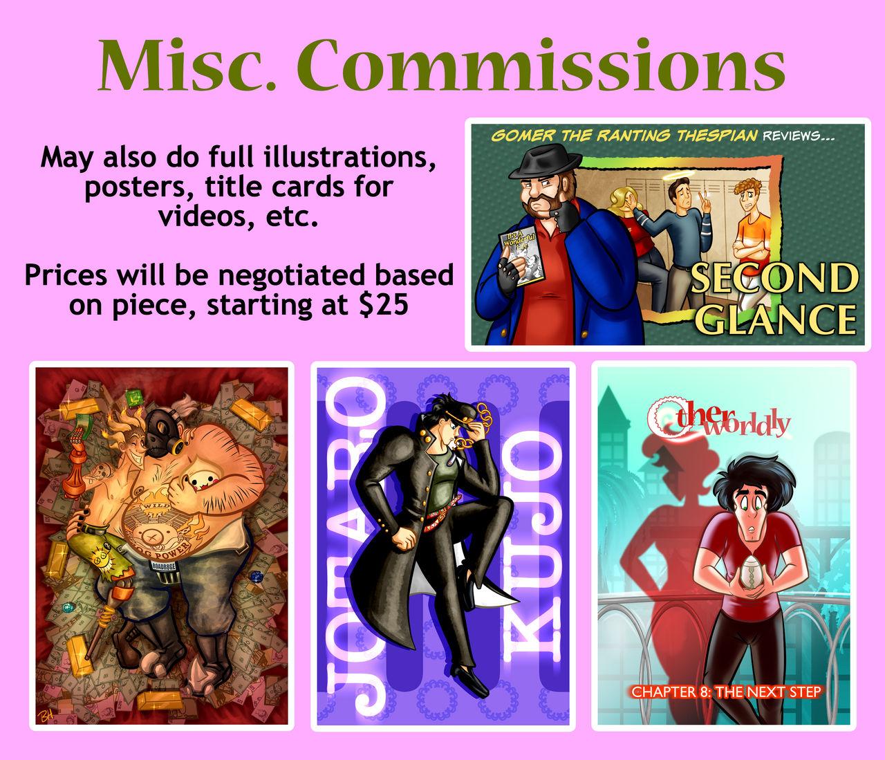 Commissions 4