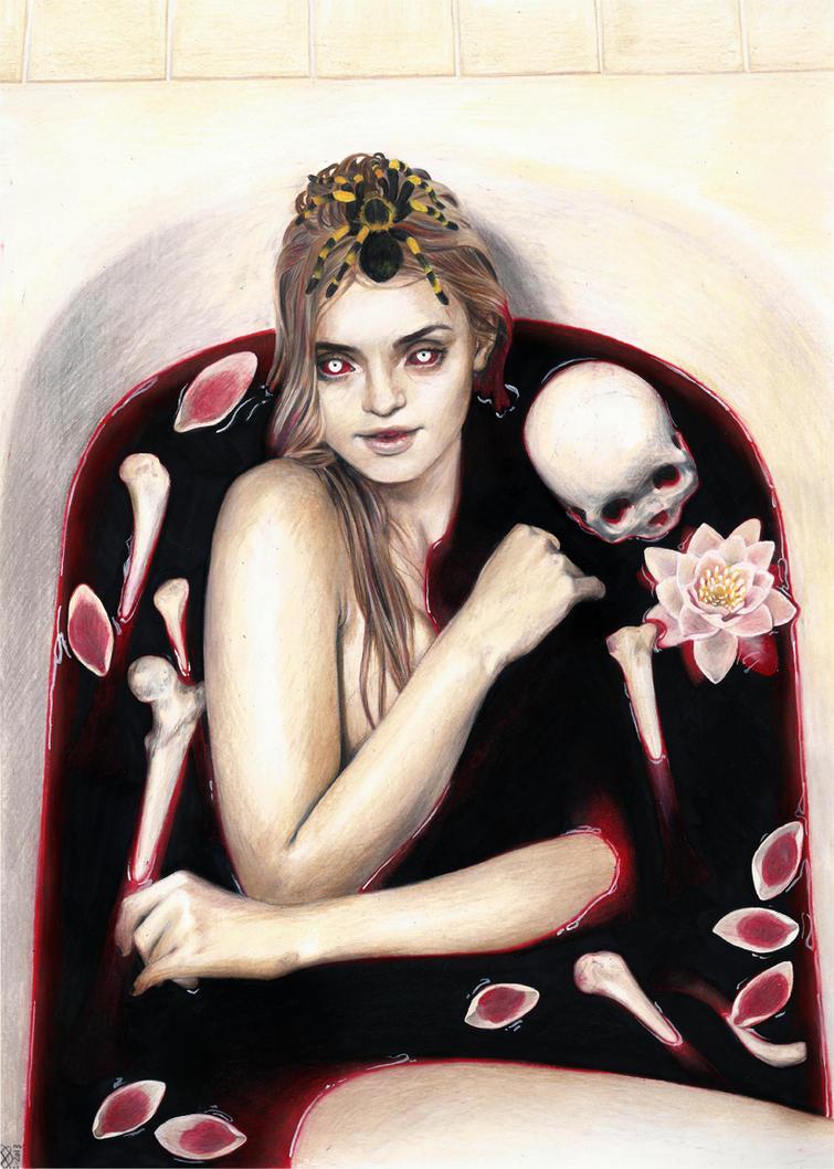 The Queen by sophitschku