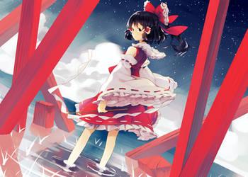 Red and White by raemz-desu