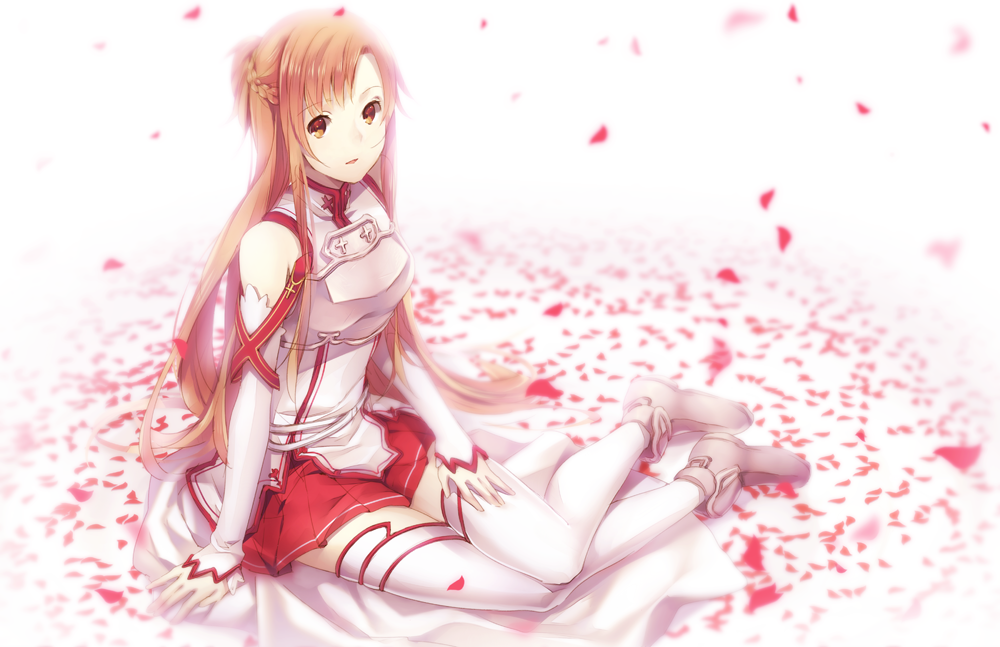 Asuna by raemz-desu