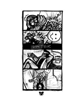 The horrible life of Mr.Snippy Smiely page 4