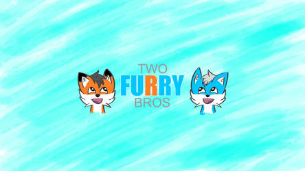 Banner - Two FURRY Bros