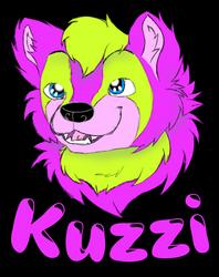 Kuzzi Badge