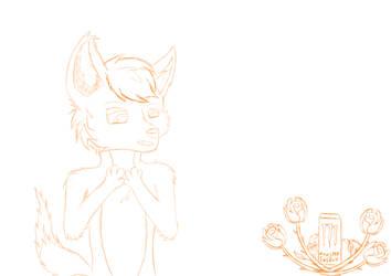 FluffyFurry Sketch