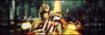 Rihanna by Recoobic