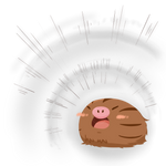 Swinub uses Roar! by MTSugarr