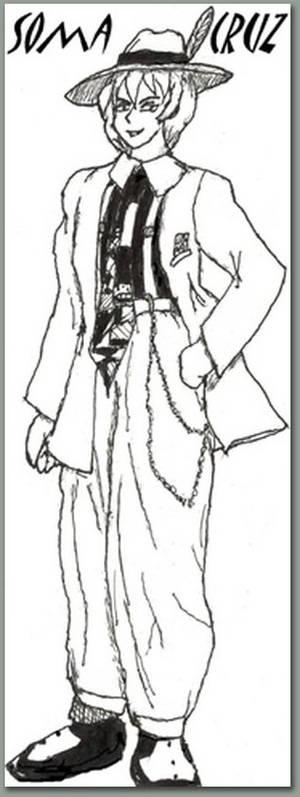 zargons zoot suit Soma