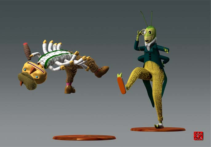 James And The Giant Peach Characters Centipede Giant Peach3 by GEKIMU...