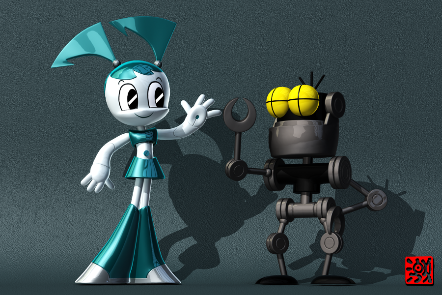 my life as a teenager My life as a teenage robot is an american television series created by rob renzetti for nickelodeon the series focuses on the adventures of a robot girl named xj-9.
