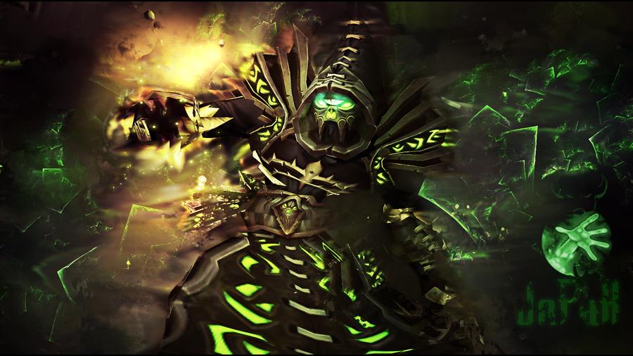 warlock wallpaper 2 by terminator455 on deviantart