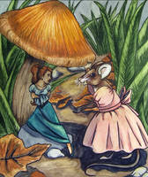 Thumbelina by bowiegirl