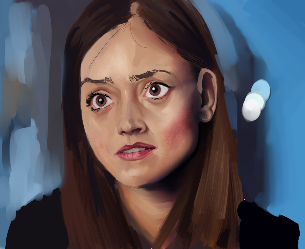 Clara oswald makeup