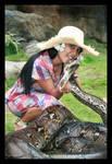 si ratu ular..