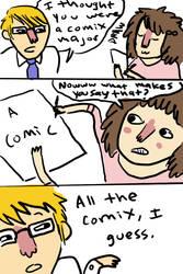 What Comics?