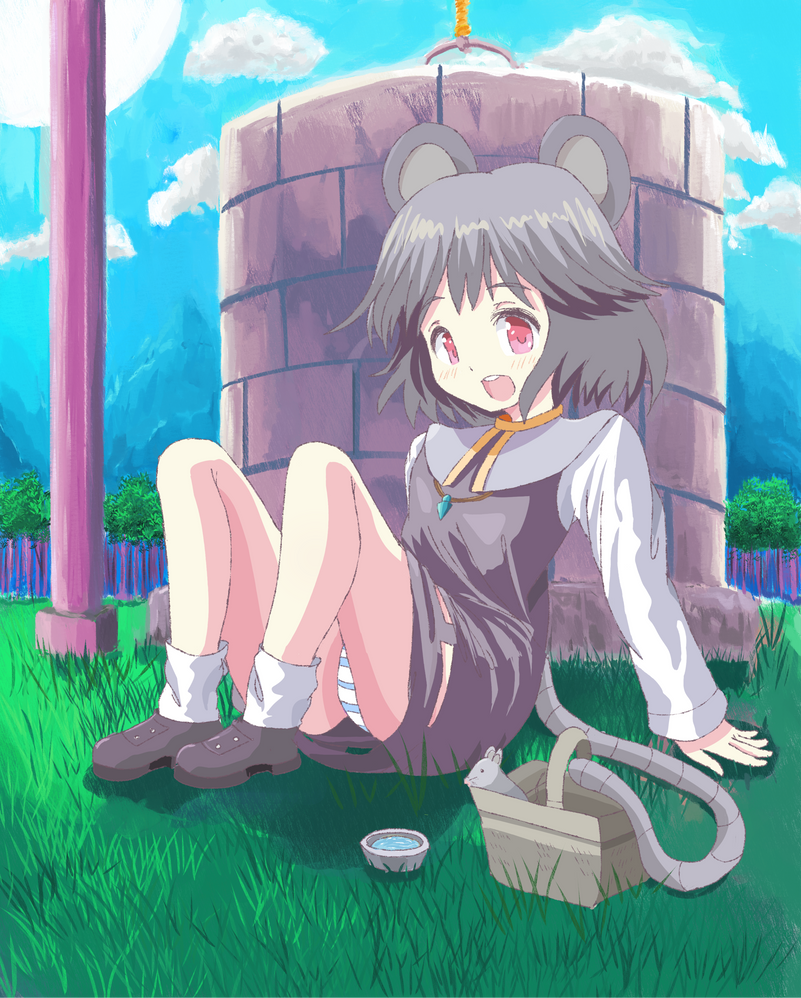 8K Nazrin : Touhou Project