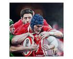Cuthbert and Warburton Portrait by Sculptbrown