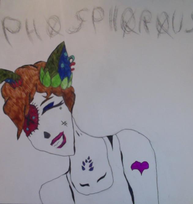 Caspian | Phosphorous | by JinTheDreamer