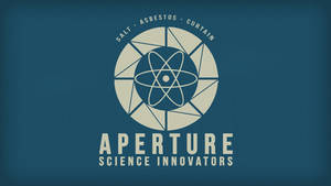 Aperture Science - Wallpaper 1