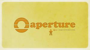 Aperture Science - Wallpaper 2