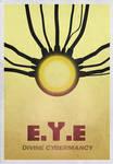 E.Y.E : Divine Cybermancy - Poster (2)