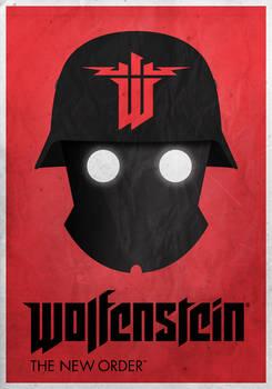 Wolfenstein - The New Order (fan art)