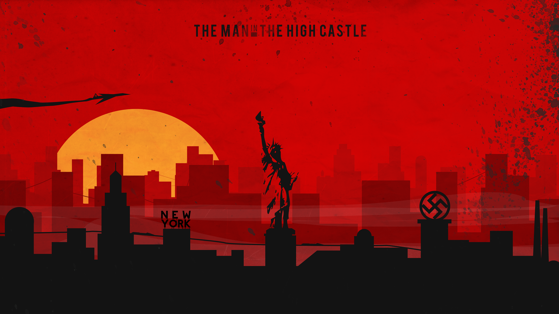 The Man In The High Castle Wallpaper 1 By Caparzofpc On Deviantart