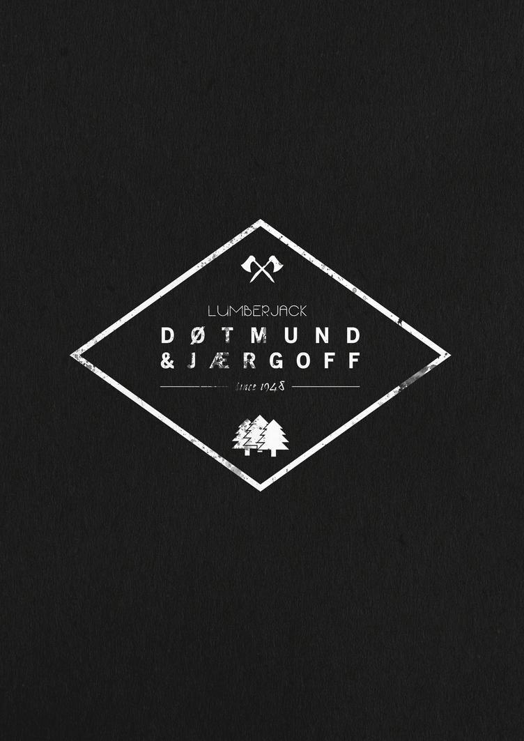 Dotmun and Jaergoff - Logo by Caparzofpc