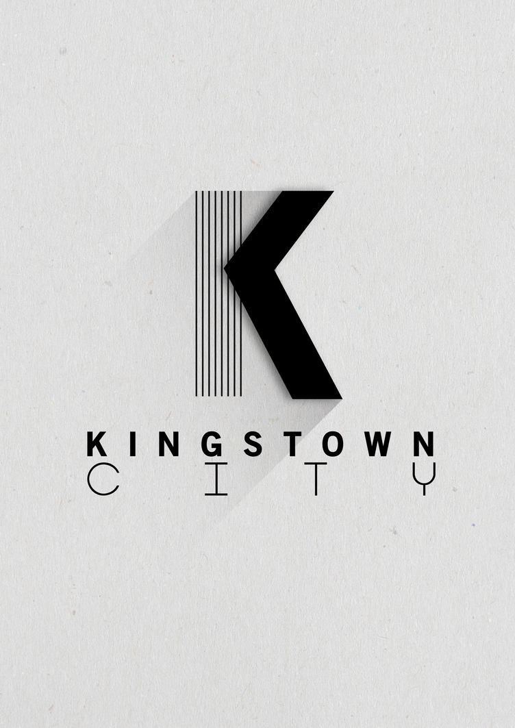 Kingstown City - Logo by Caparzofpc