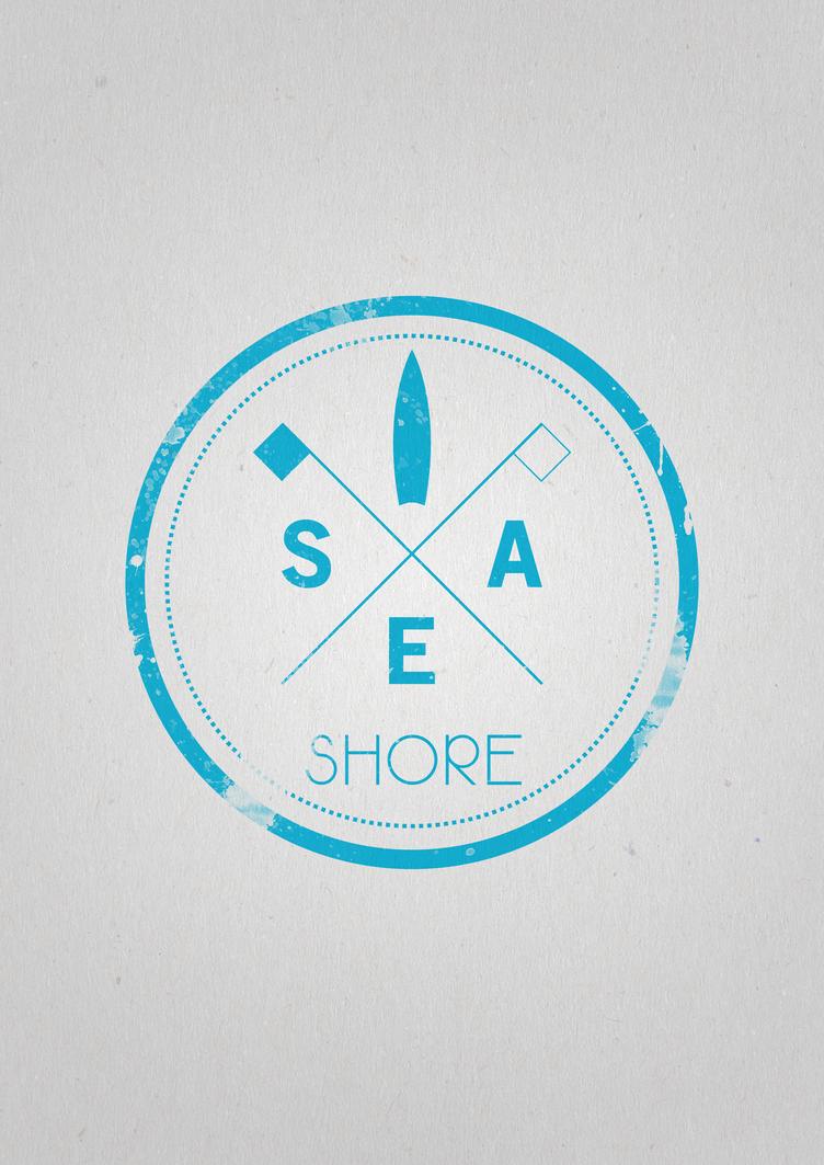 Seashore - Logo by Caparzofpc