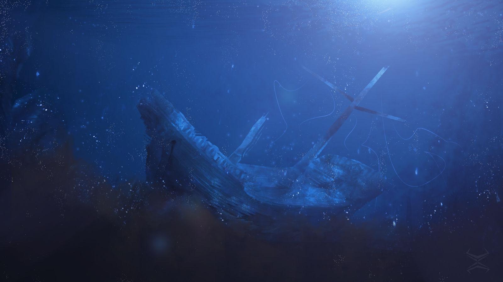 Jolly Roger Bay - Dire Dire Docks ::N64:: by Zaxiade on